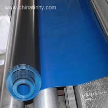 HDPE geomembrane used for Mining project