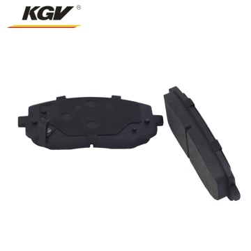 GDB3369 Korean Car Brake Pad For Kia Picanto