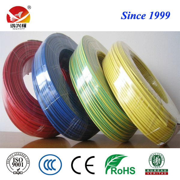 H05V-U, H07V-U electrical wire and cable
