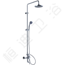 Best quality and factory for Dual Handle Shower Mixer Washroom Bath Shower Mixer export to Japan Manufacturer