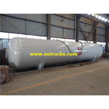 40000 Liters LPG Gas Bullet Tanks