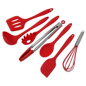 Classic Premium NonStick  Silicone Cooking Kitchen Utensils