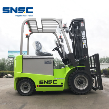 Good Quality 2.5T Electric Powered Forklift