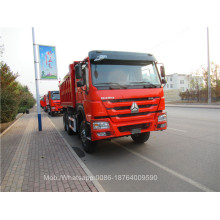 Heavy Duty 6x4 Carbon Steel Dump Trucks