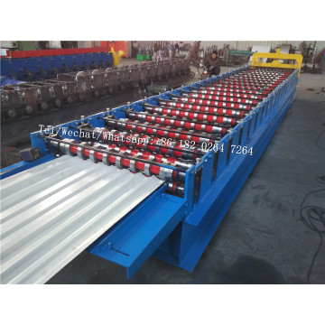 Australia Type Roller Shutter Security Door Machine