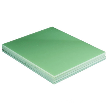 Green Black Glass Epoxy Cloth G10 FR4 sheet
