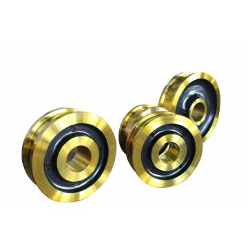 Customized Forging Heavy Industries Crane Wheels Assembly