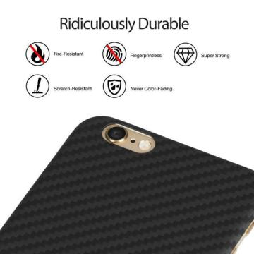 Durable iPhone6S Plus Magcase 100% fibre d'aramide