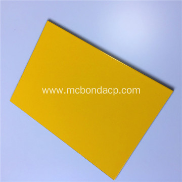 MC Bond PE Coating Metal Composite Panel