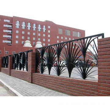 Special Design Steel Fencing