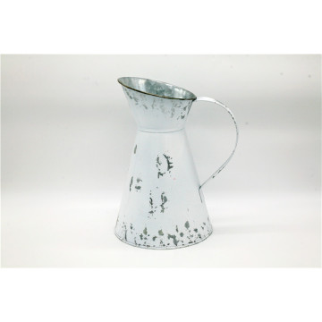 French Country Style Flower Jug Vintage