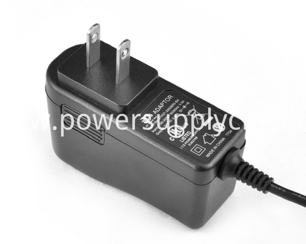 Supply 15W 5V3A Electronic Blood Pressure Meter Special Power Adaptor Meter UL Certification