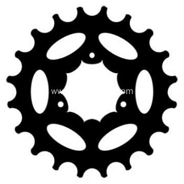 36T/48T Mountain Bicycle Chainwheel and Crank