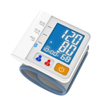 ORT 758 blue tooth wrist type  blood pressure monitor with FDA