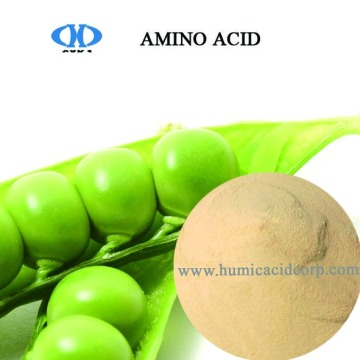 Best Price for Amino Acid Fertilizer Amino Acid Plant Source Yellow Powder 50% supply to Barbados Factory