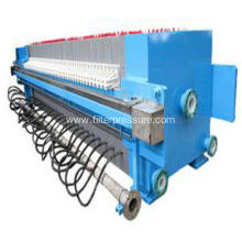 Coal Washing Membrane Filter Press With Hydraulic Device