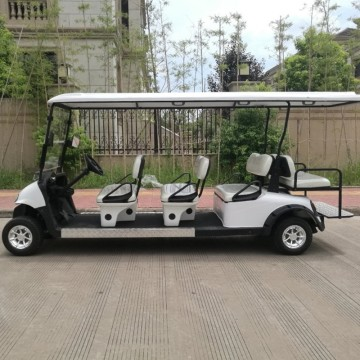 8 seater ez go gas powered golf carts for sale