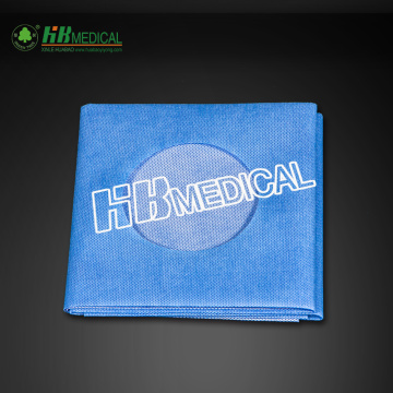 Disposable surgical drapes material