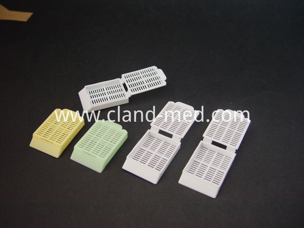 CL-EC0005 Embedding Cassette Strip Holes with Removable Lid