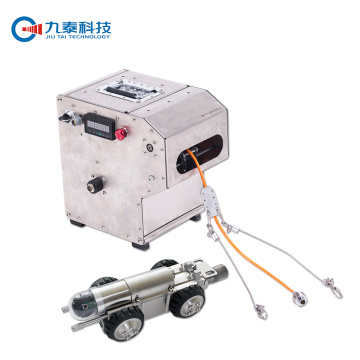 Channel Inner Inspection Tool Crawling Robot