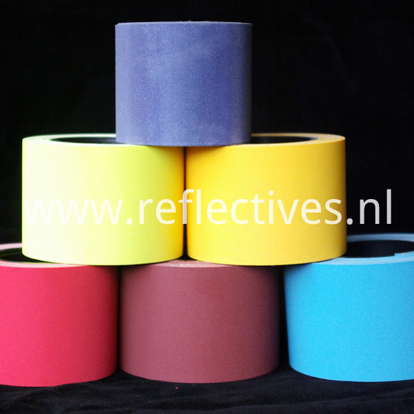 Color Reflective Fabric