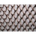 Brass Decorative metal wire mesh curtain
