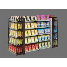 New Fashion Design for Shop Shelf High Quality Supermarket Display Rack export to Kenya Wholesale