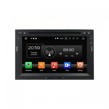 Android Auto DVD fir PG 3008/5008