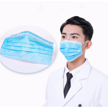 Medical Surgical Face Mask with Ear Loop