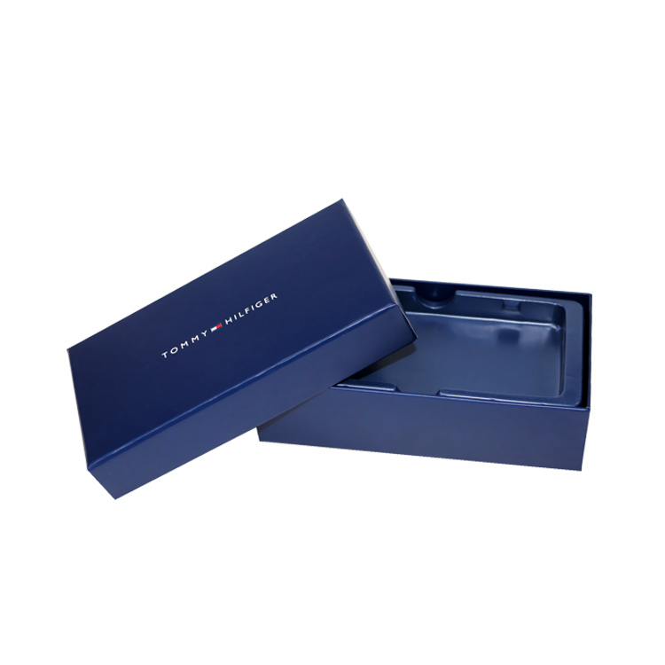 Custom Printed Matt Lamination Gift Packaging Box