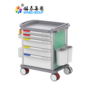 Medical drug delivery cart
