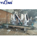 agri feeds preparation pellets machine