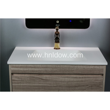 Cheap for Corner Embedded Washbasin White Modern pure acrylic washbasin for cabinet export to Mauritius Exporter