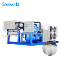 Snoworld Industrial Ice Block Making Machine