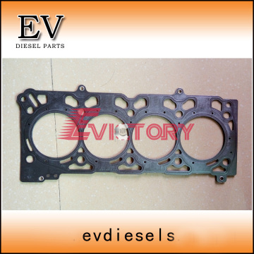 KUBOTA V2607-T head cylinder gasket overhaul rebuild kit