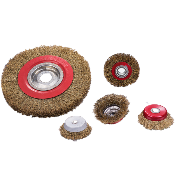Abrasive Steel Wire Wheel