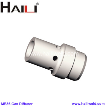 Binzel MB36 Gas Diffuser Ceramic