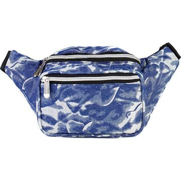 Denim Fanny Pack Waist Bag Fashion Belt Bags