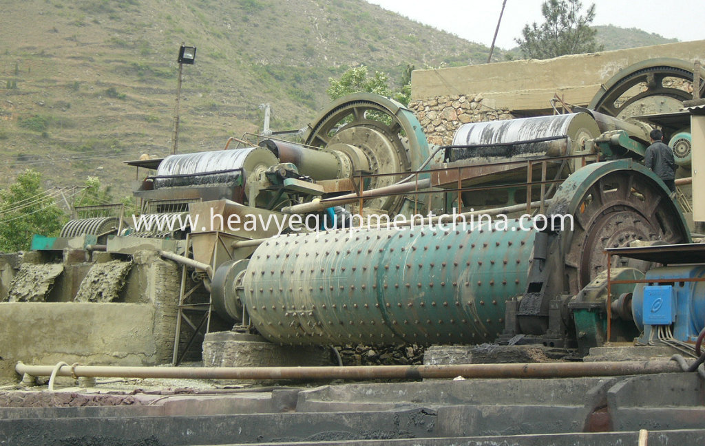 Iron Extraction Process
