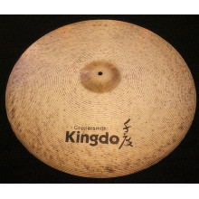Best Quality for Medium Ride Cymbal B20 24'' Ride Cymbal export to Maldives Factories