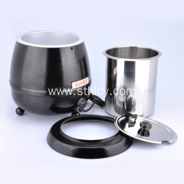 Large Capacity Stainless Steel Electric Soup Pot