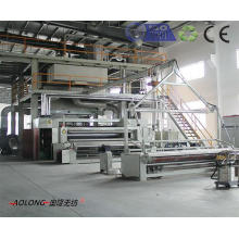 PP SPUNBONDED NONWOVEN FABRIC MAKING MACHINE 2400MM SINGEL S