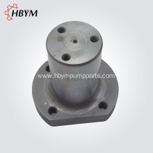Schwing Concrete Pump Spare Parts Left Flange Shaft