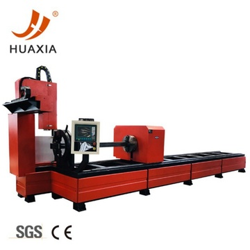 round and square pipe plasma cutting machine