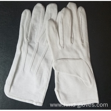 Bulk Cheap White Cotton Gloves Disposable