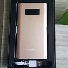 Factory supplied for Phone External Battery Mobile Power Bank 10000mah export to Germany Wholesale