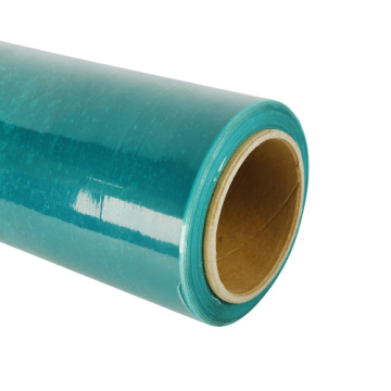 Green LLDPE Pallet Wrap Cast stretch film