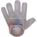 Chain Mesh Glove For Meat Slicer