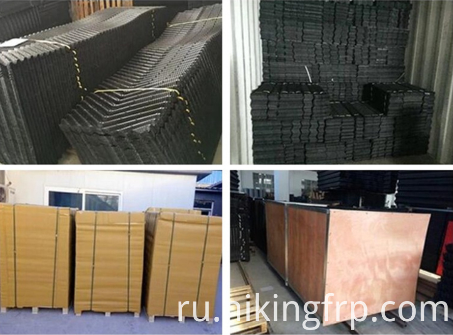 PVC Filler Packing