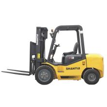 Customized for Hydraulic Diesel Forklift 3.5 ton diesel fork lift with Japan engine supply to Kazakhstan Supplier